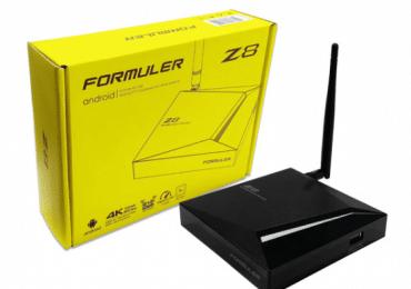 Formuler z8 vs formuler gvt, quelle box IPTV choisir ?