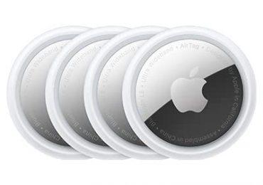 Test des AirTags d'Apple